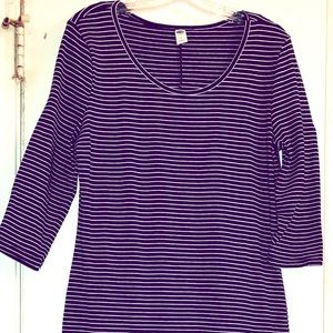 Old Navy Fitted Tee Dress